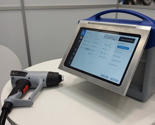QLX1 mobile spectrometer