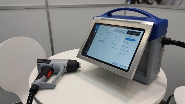 QLX1 mobiles Spektrometer