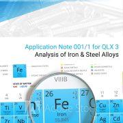 Application Note Steel Alloys