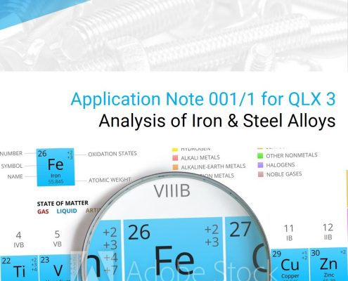Application Note Steel Alloys